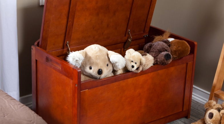 How To Choose The Best Toy Box For Your Children
