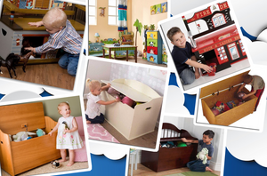 8 Best Personalized wooden toy boxes for children 2018