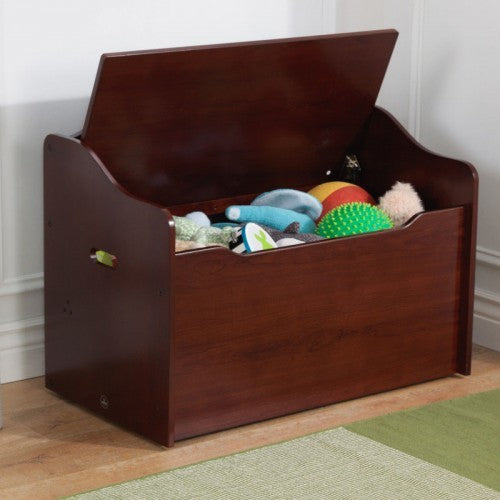 Limited Edition Toy Chest in Espresso | Toy Box City