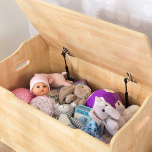 Personalized Austin Toy Box | Toy Box City