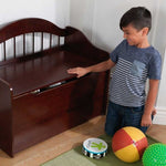 Limited Edition Toy Chest in Espresso