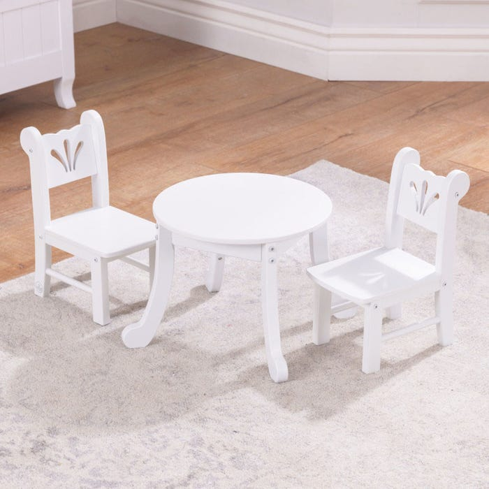 Little Doll Table and Chair Set