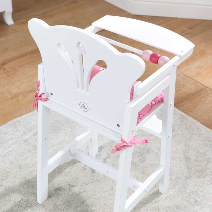 Little Baby Doll High Chair for Kids