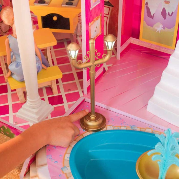 KidKraft Far Far Away Doll House For Girls | Beautiful Little Princess