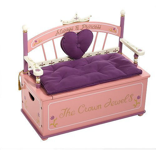 Princess Toy Chest | Toy Box City