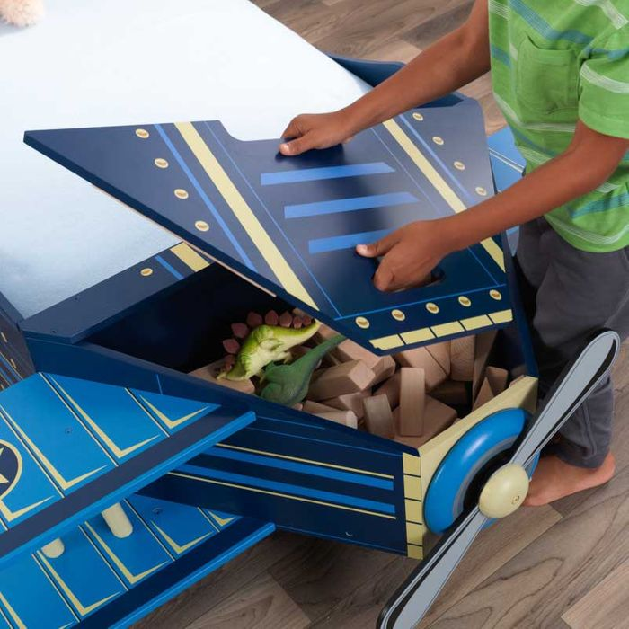 Airplane Toddler Bed