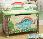 Dinosaur Toy Box | Toy Box City