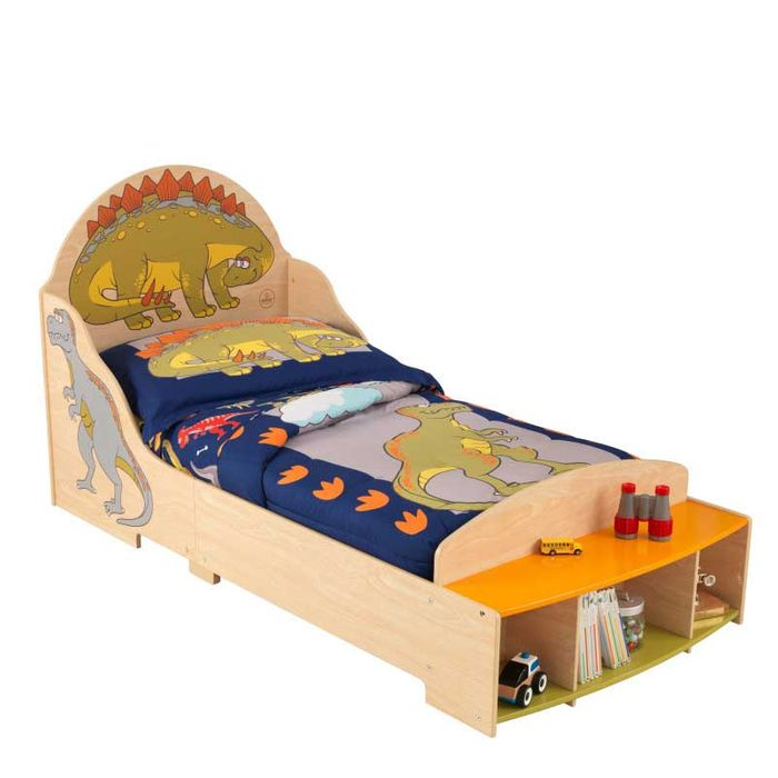 Dinosaur Bed for Kids