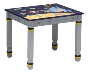 Outer Space Kids Universe Table | For Children and Toddlers