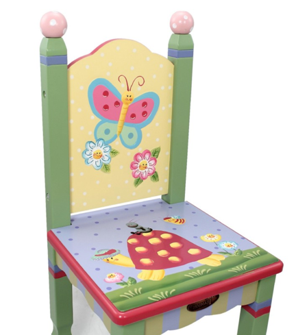 Magic Garden Set of 2 Chairs | (Chairs Only)