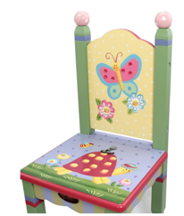 Magic Garden Set of 2 Chairs and Table