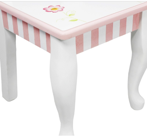 Princess & Frog Set of 2 Chairs and Table