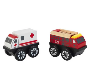 Rescue Vehicle Play Set for Kids By Kidkraft