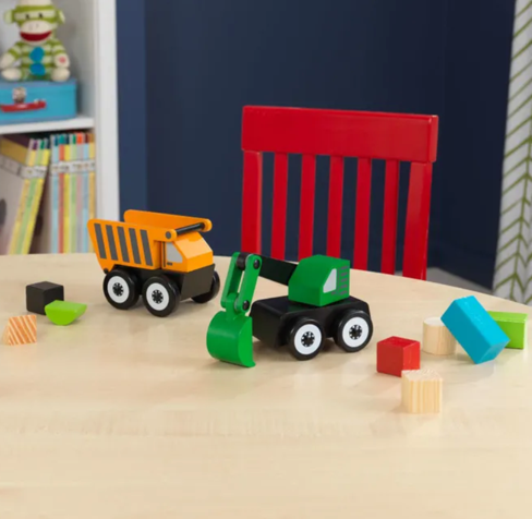 Construction Vehicle Play Set for Kids By Kidkraft