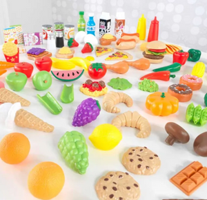 Kids Deluxe Tasty Treats Pretend Food Toys by KidKraft