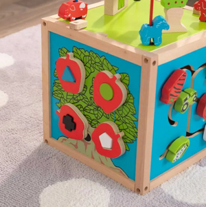 Bead Maze Cube Puzzles for Kids by Kidkraft