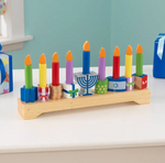 Children's Menorah Set for Jewish Traditions
