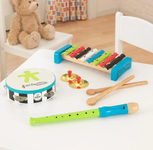 Lil Symphony - Band in a Box Music Band Items for Kids