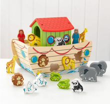 Noah's Ark Toy for Kids - Shapes and Learning by Kidkraft