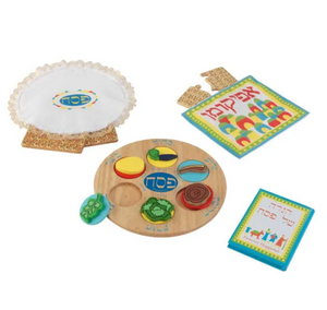 Passover Set Jewish Kids tradition Toy Play Set
