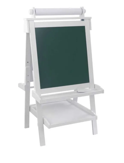 Large Deluxe Easel - White | By Kidkraft