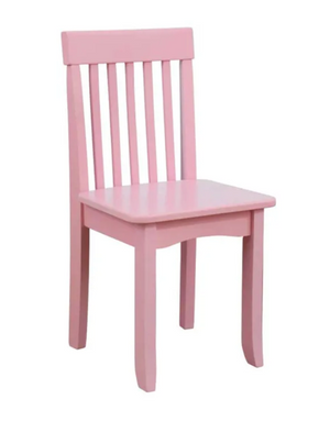Avalon Toddler Wooden Chair in Pink - by Kidkraft