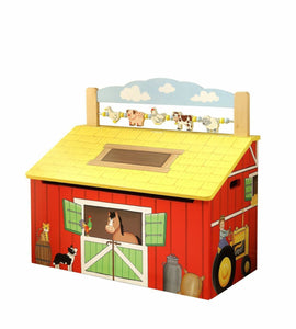 Happy Farm Toy Box | Toy Box City