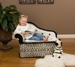 Wild Side Toy Box Bench | Toy Box City