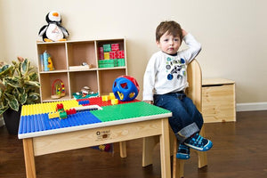 Kids LEGO Table | duplo table