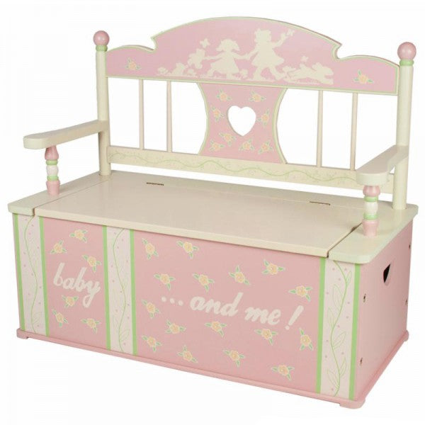 Rock a My Baby Toy Box