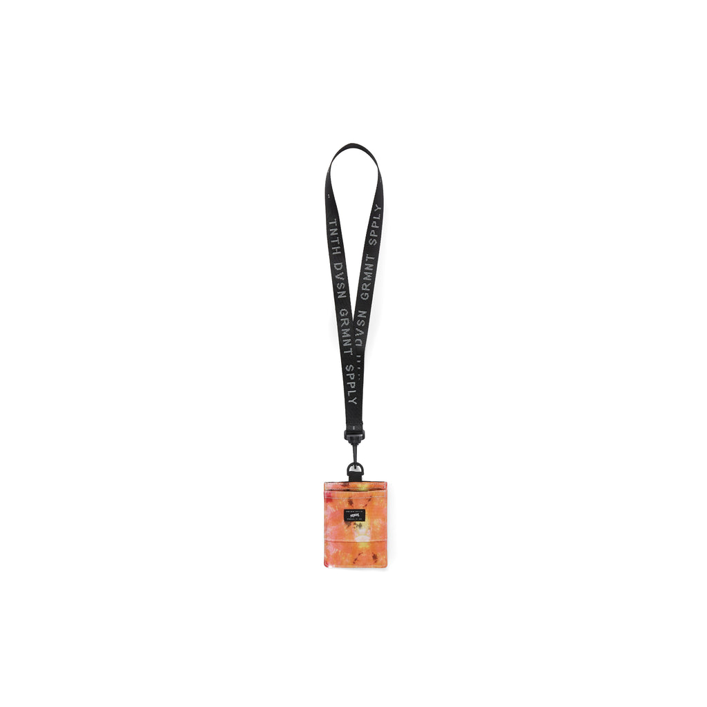 10 Deep Admissions Wallet Orange