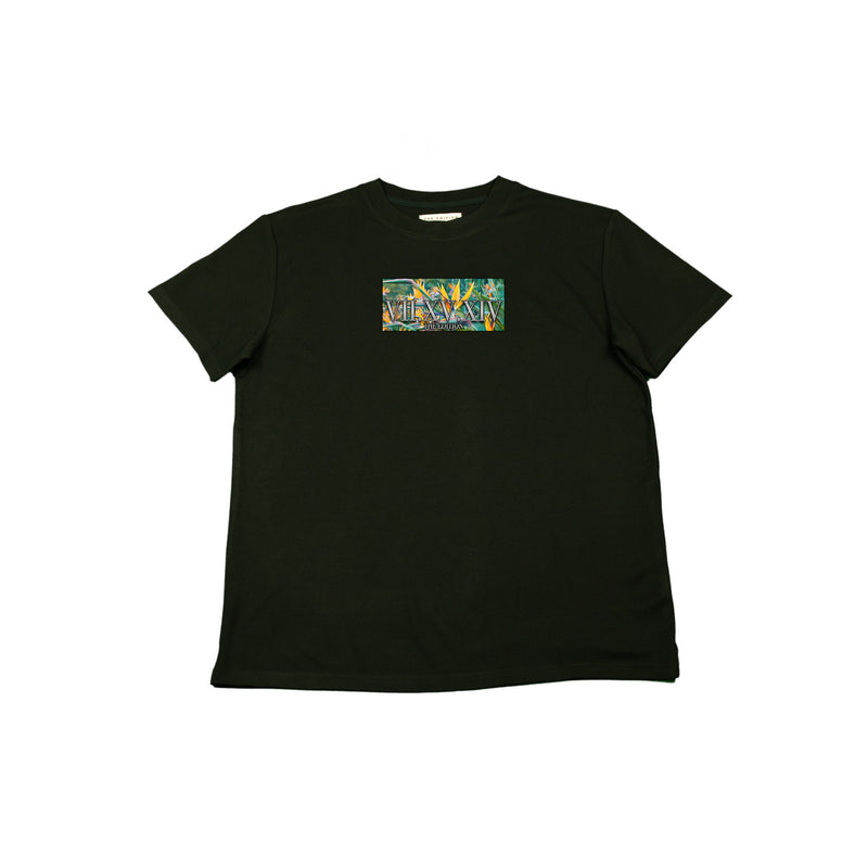 Bird Of Paradise Tee Black