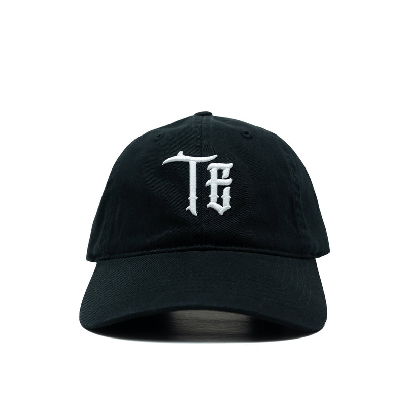 The Edition Brand Vintage TE Strap Back Black