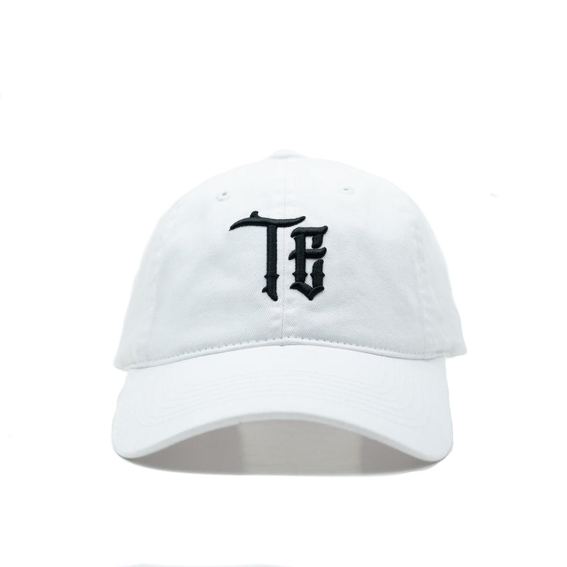 The Edition Brand Vintage TE Strap Back White
