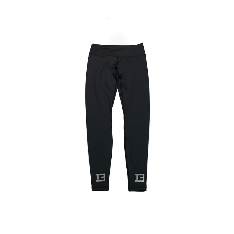 The Edition Brand Leggings Black