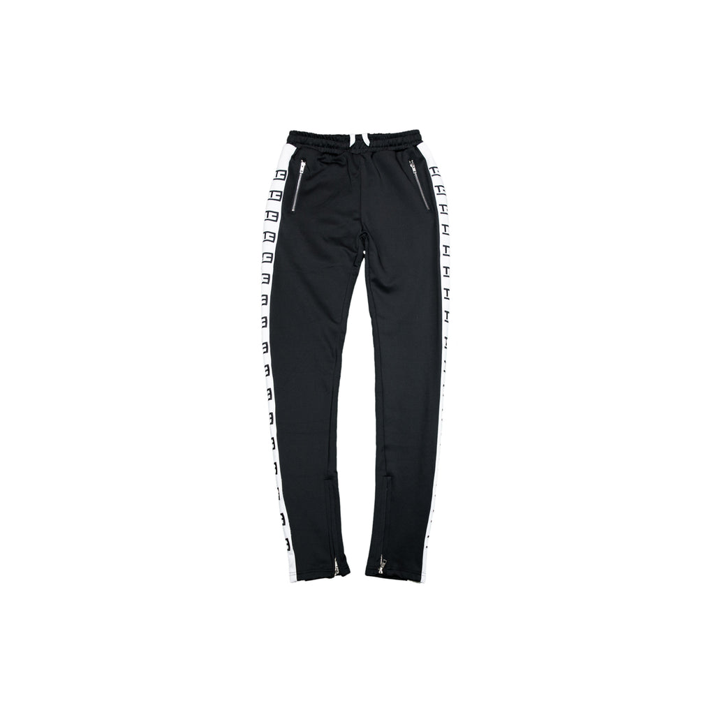 The Edition Track Pants Black