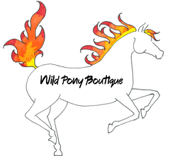 Wild Pony Boutique Logo