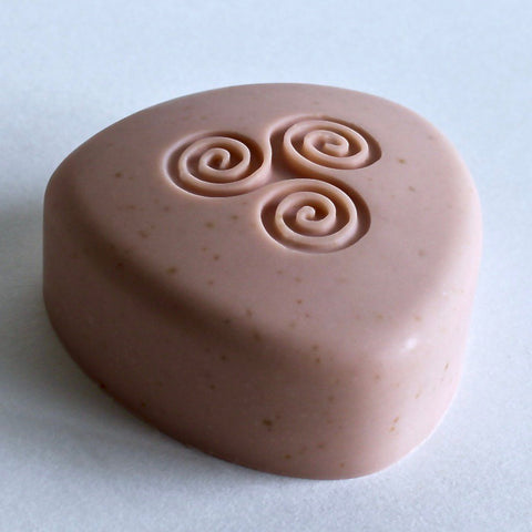 you :: patchouli geranium soap :: 6oz