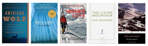 5 Best Outdoor Adventure Books: Winter Edition