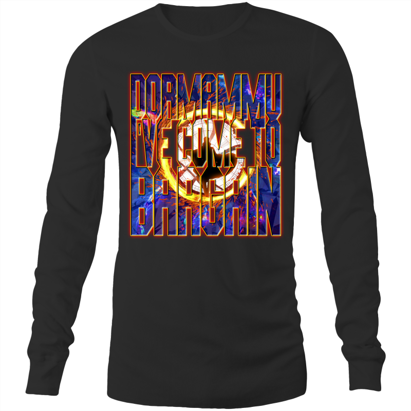 DOCTOR STRANGE - DORMAMMU I'VE COME TO BARGAIN - Mens Long Sleeve T-Shirt