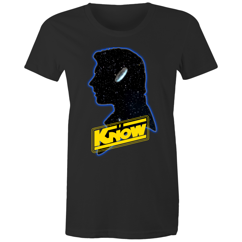I KNOW - HAN - Womens T-shirt