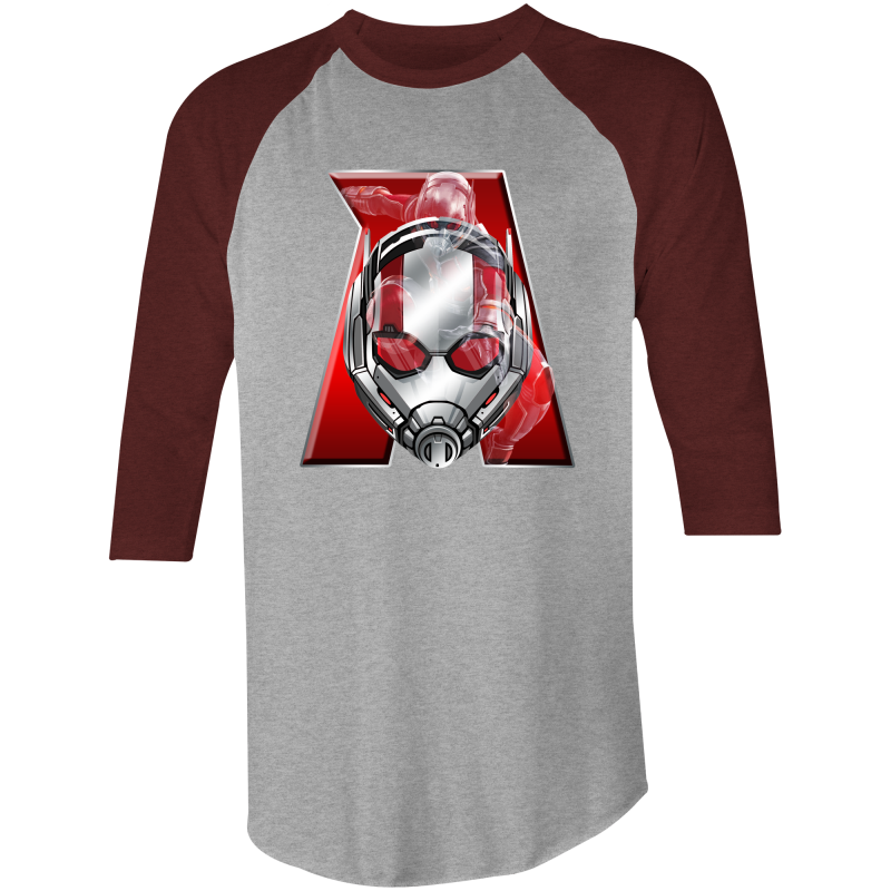 ANTMAN - 3/4 Sleeve T-Shirt