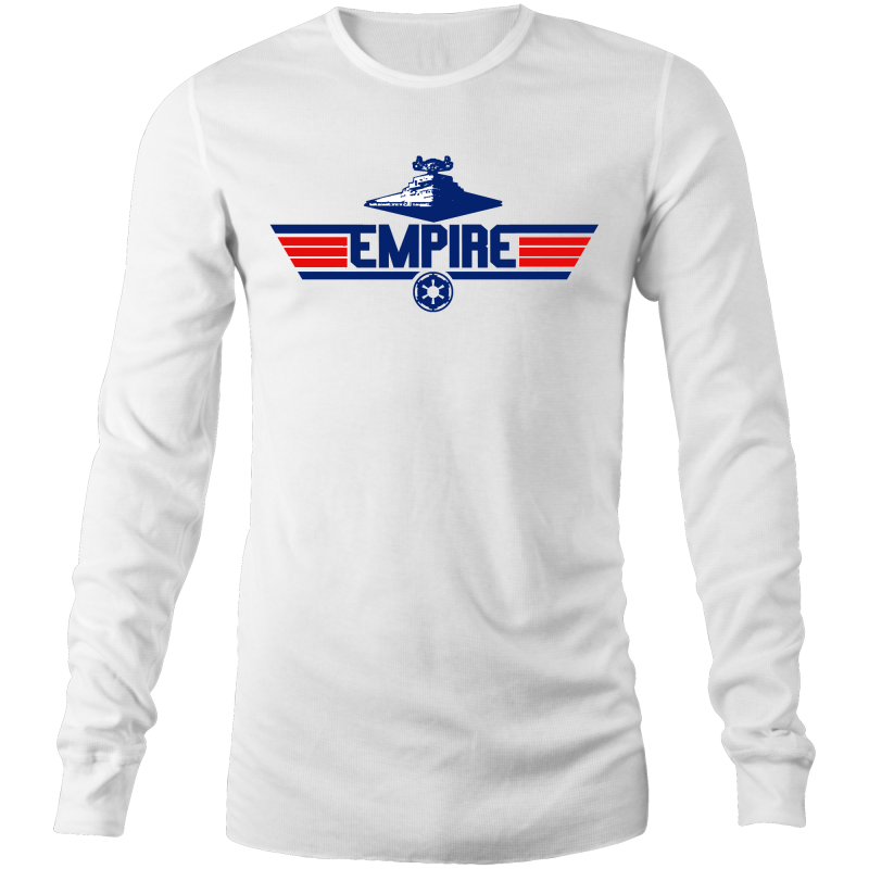 EMPIRE - Long Sleeve Shirt - Everything Sweaties