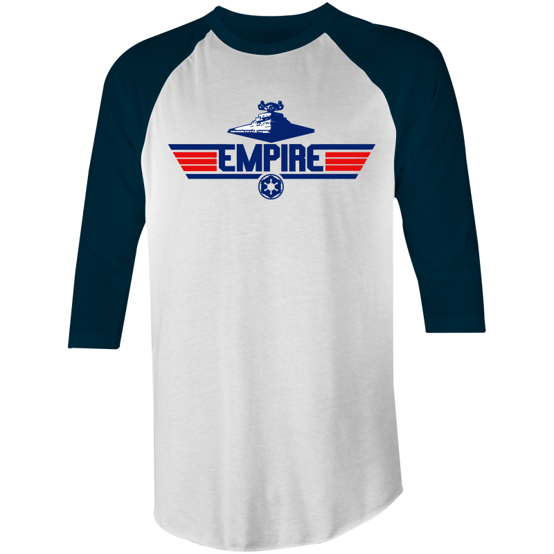 EMPIRE - 3/4 Sleeve T-Shirt