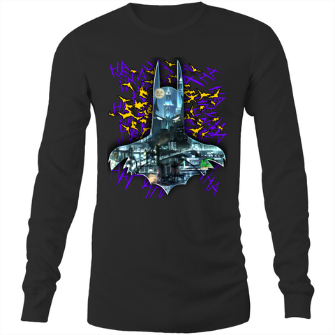 BATMAN GOTHAM - Long Sleeve T-Shirt