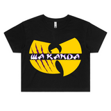 WAKANDA - Womens Crop Tee