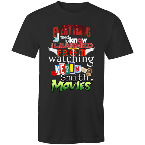 EVERYTHING KEVIN SMITH - Mens T-Shirt
