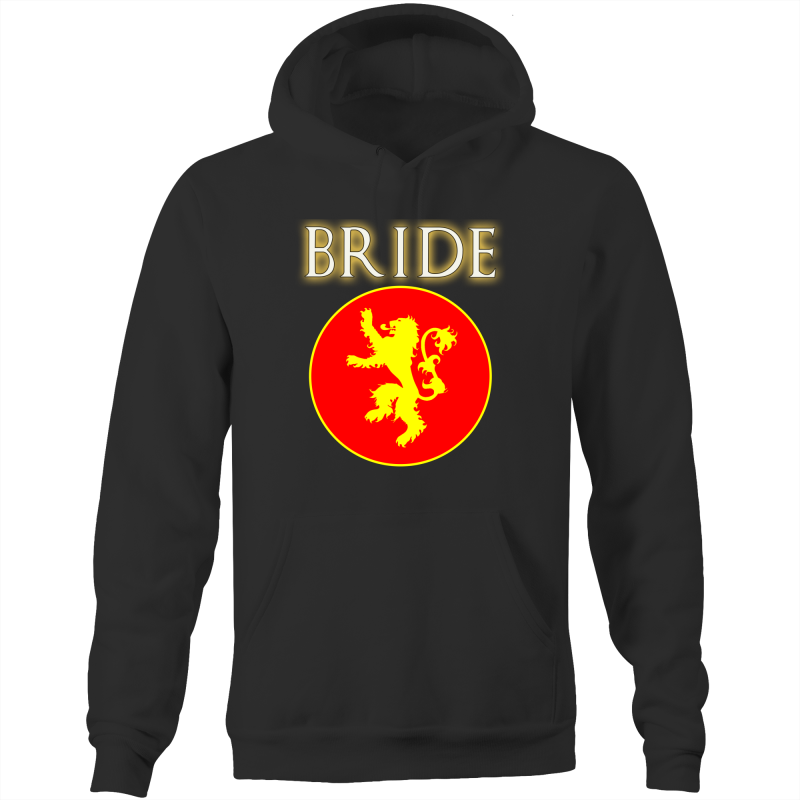 HOUSE LANNISTER - BRIDE - Pocket Hoodie Sweatshirt