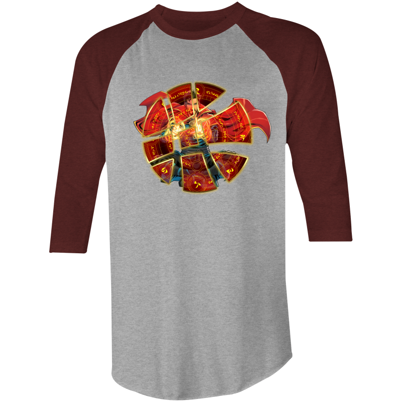 DOCTOR STRANGE - 3/4 Sleeve T-Shirt