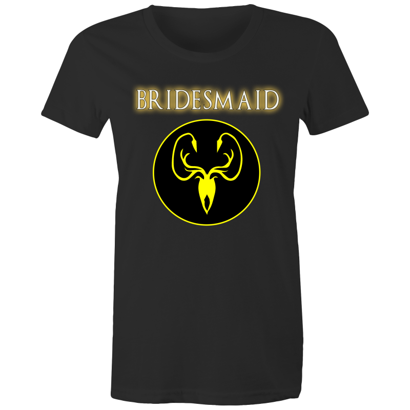 HOUSE GREYJOY - BRIDESMAID - Womens T-shirt